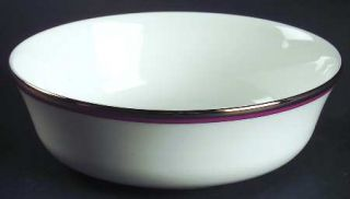 Lenox China Library Lane Pink 6 All Purpose (Cereal) Bowl, Fine China Dinnerwar