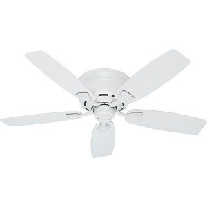 Hunter HUF 53119 Sea Wind Damp/Outdoor rated Ceiling Fan