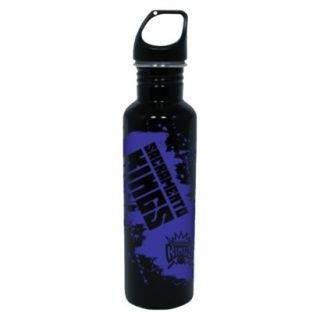 NBA Sacramento Kings Water Bottle   Black (26 oz.)