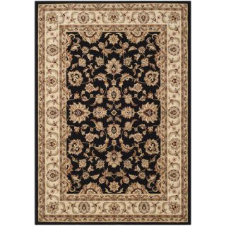 Safavieh Majesty Black / Creme Traditional Rug MAJ4672 9011 5