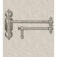 Waterstone 3100 SN Annapolis Suite Wall Mounted Pot Filler