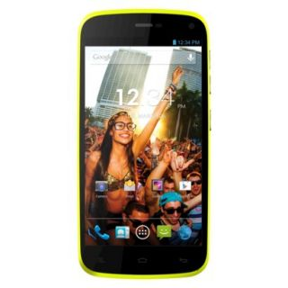 Blu Life Play L100a Unlocked Cell Phone for GSM Compatible   Yellow