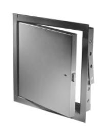 Acudor FB5060 16 x 16 WCSS NonInsulated Fire Rated Stainless Steel Access Panel 16 x 16