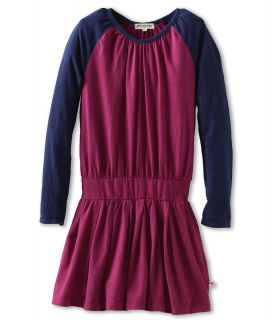 Appaman Kids Girls Soft Retro Inspired Varsity Dress Girls Dress (Pink)