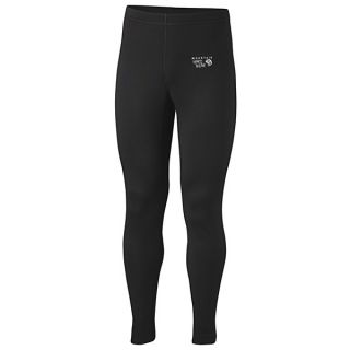 Mountain Hardwear Stretch Thermal Tights (For Men)   BLACK (L )