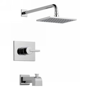 Delta Faucet T14453 Vero Monitor 14 Series Tub & Shower Trim