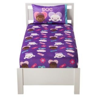 Disney Doc McStuffins Mink Sheet Set   Twin