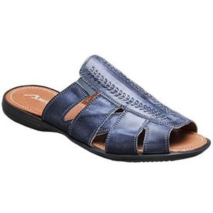 Bacco Bucci Mens Neto Blue Sandals   6533 62 410