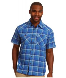Outdoor Research Growler S/S Shirt Mens Short Sleeve Button Up (Navy)