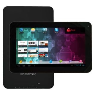 Visual Land Connect 9 Android Tablet (VL 109 8GB BLK) with 8GB Internal