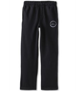 Quiksilver Kids Car Pool Fleece Pant Boys Fleece (Black)