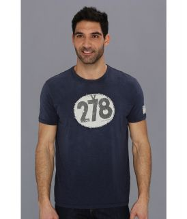 Lucky Brand 278 Tee Mens T Shirt (Navy)