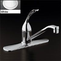 Kohler K 15171 FL 0 Coralais Single Handle Kitchen Faucet