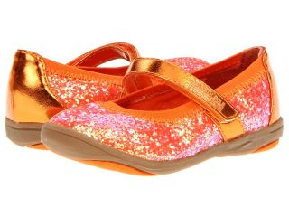 Kenneth Cole Reaction Kids Prize On By 2 Girls Shoes (Orange)
