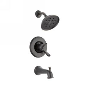 Delta Faucet T17494 RB Linden Delta Linden Monitor(R) 17 Series Tub And Shower