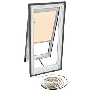 Velux RMH C04 1086 Skylight Blind, Electric Powered Light Filtering for Velux VSE C04 Models Beige