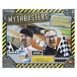 POOF Slinky Scientific Explorer MythBusters Crashes and Collisions