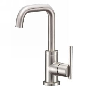 Danze D231558BN Parma  Parma Single Handle Lavatory Faucet, Trim Line