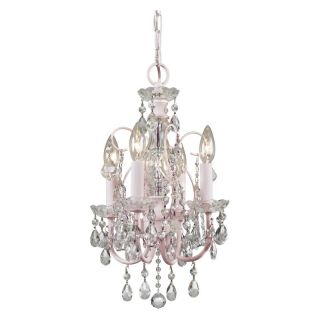 Crystorama Paris Flea Market Chandelier 3224 BH CL MWP Multicolor   3224 BH CL