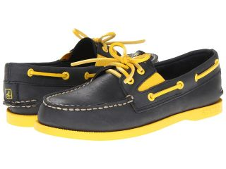 Sperry Top Sider Kids A/O Gore Boys Shoes (Navy)