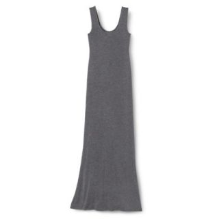 Merona Petites Sleeveless Maxi Dress   Gray MP