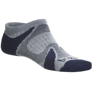 Bridgedale Xhale Cool Socks (For Men and Women)   GUNMETAL/NAVY (S )