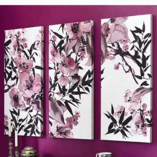 Graham & Brown Kyoto Cherry Blossom Canvas Wall Art 40 013