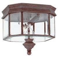 Sea Gull Lighting SEA 8834 08 Hill Gate Single Light Hill Gate Outdoor Close to