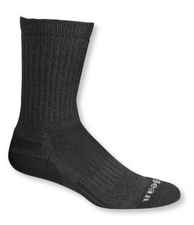 Mens All Sport Socks, Midweight Crew