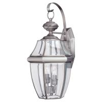 Sea Gull Lighting SEA 8039 965 Lancaster Two Light Lancaster Brushed Nickel Wall