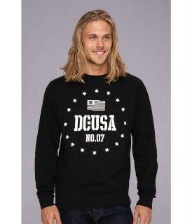DC Rob Dyrdek USA Ring Crew Mens Sweatshirt (Black)