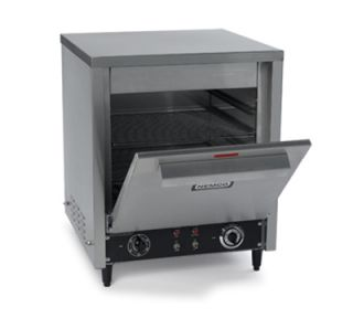 Nemco Countertop Warming Baking Oven w/ Thermostat Control & 23.75x19.5x20.5 in, 120V