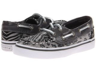Sperry Top Sider Kids Bahama Girls Shoes (Gray)