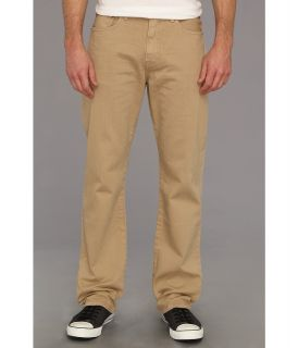 Lucky Brand 329 Classic Straight in Carribean Sand   R Mens Jeans (Beige)