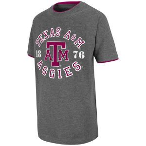 Texas A&M Aggies Colosseum NCAA Youth Champ Double Layer T Shirt