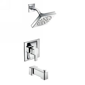 Moen TS2713EP 90 Degree Single Handle Tub & Shower Faucet Trim Kit