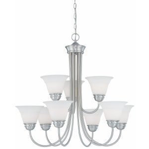 Thomas Lighting THO SL805278 Bella Chandelier 9x60W