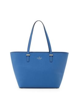 cedar street small harmony tote bag, bluebell   kate spade new york
