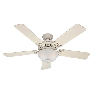 Hunter The Sonora 52 in. Indoor Ceiling Fan with Light   53173