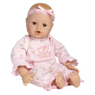 Adora PlayTime 13 Baby Doll   Light Skin and Brown Open Close Eyes