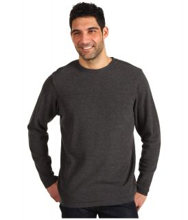 Quiksilver Waterman Sandpiper L/S Shirt Mens Sweater (Gray)