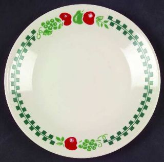Corning Farm Fresh Bread & Butter Plate, Fine China Dinnerware   Corelle,Checked