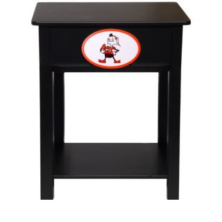 Fan Creations NFL End Table N0533  NFL Team Cleveland Browns