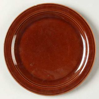 Metlox   Poppytrail   Vernon Early California Brown Bread & Butter Plate, Fine C