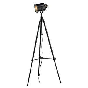 Dimond Lighting DMD D1735 Ethan Adjustable Tripod Floor Lamp