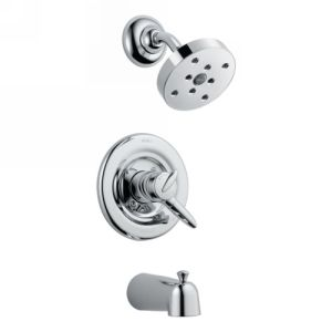 Delta Faucet T17485 H2O Urban   Grail Delta Grail Monitor(R) 17 Series Tub And