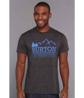 Burton Griswold Recycled Slim Fit Tee Mens Short Sleeve Pullover (Gray)