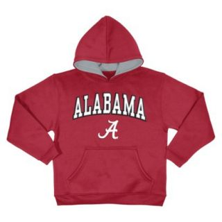 NCAA Kids Alabama Sweatshirt   Maroon (XS)
