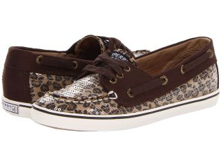 Sperry Top Sider Kids Cruiser Girls Shoes (Brown)