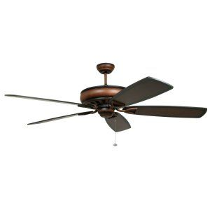Ellington Fans ELF SUA62BCW5 Supreme Air 62 Ceiling Fan